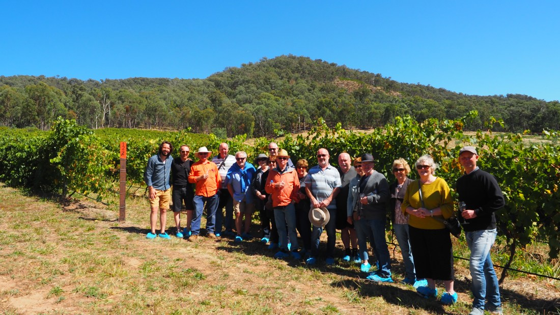 King valley wine and food